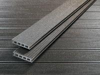 Lame de terrasse PROFI DECK bois composite brun noisette 28x150mm 4m PLTF  BOIS