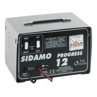 Chargeur batterie PROGRESS 12 6/12V SIDAMO