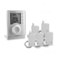 Pack programmateur DRIVER 630  radio/FP 3 zones pour chauffage éléctrique DDP - DELTA-DORE