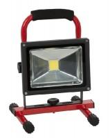 Projecteur LED portable sur batterie 20W