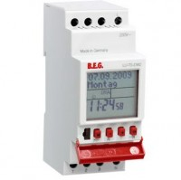 Horloge modulaire digitale hebdomadaire TS-DW2 2 modules programme