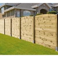 Madrier clôture EOLE 28x145mm PLTF BOIS