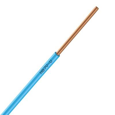 Câble électrique H07V-U PASSEO 1x2.5 bleu 100m NEXANS