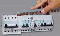 Disjoncteur DNX3 1P+NG C10 4500A au 1m  LEGRAND