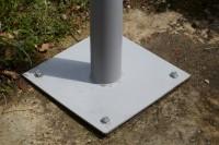 Vis béton inox A4 TAPCON XTREM HFL hexagonal épaisseur 35-15mm dimensions 8x80mm boîte 50