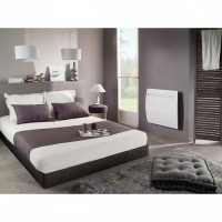 Radiateur NIRVANA DIGITAL horizontal blanc NF 2000W