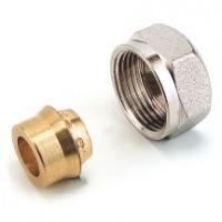 Adaptateur cuivre M22-14 pour filétage extérieur BASIC SEGMENT