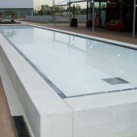 Banc Cadette finition sable gris 4 faces 500x400 2m