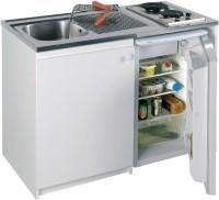 Meuble kitchenette CONFORT 40mm FRANKE