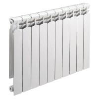 Radiateur en aluminium ROYAL 60 H673 10 éléments 1190watts DECORAL