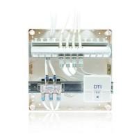 Coffret de commande 4RJ45 + ADSL CAHORS