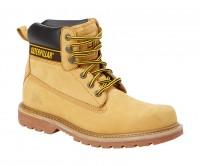 Chaussures de sécurité hautes HOLTON S3 teinte miel pointure 41 CATERPILLAR