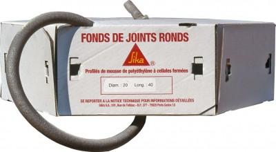Fond de joint cylindrique 80m diamètre 30mm SIKA