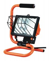 Projecteur portable 400W avec grille NOVIPRO