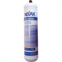 Bouteille MICROFLAM oxygène 110l NEVAX
