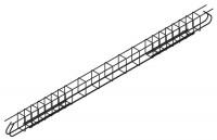 Poutre VULCAIN Experton V 250x12x30cm FIMUREX