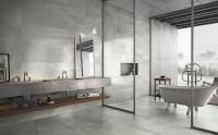Faïence IRIS ROCCIA grigio 20x45cm GRANITIFIANDRE