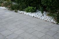 Pavé NAVARRE VX multiformat épaisseur 6cm gris nuancé FABEMI GROUPE