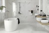 Carrelage sol intérieur IMPERIAL gris poli 30x60cm ARTE DESIGN