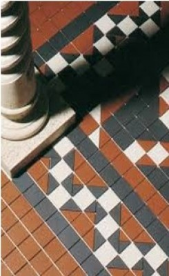 Carrelage Hexagone Rouge 5cm Winckelmans Vaulx En Velin 69515