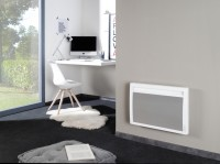 Radiateur rayonnant SOLIUS horizontal 1500W ATLANTIC