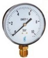 Manomètre D100 0-10 bars ABS vertical DISTRILABO
