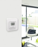 Thermostat d'ambiance TYBOX 5100 WT DELTA DORE