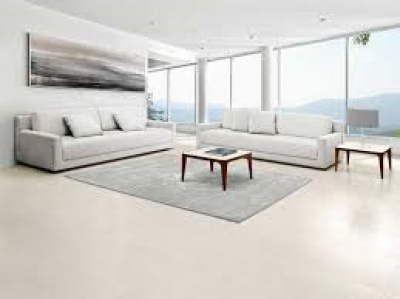 Carrelage VISION white 45x45cm LOVE