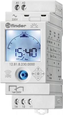 Interrupteur horaire ASTRO Journalière digital