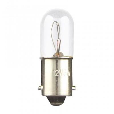 Lampe BA9S 130V 15MA 2W ABI A