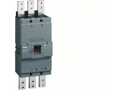 Interrupteur à déclenchement H1600 3P 1600A HAGER