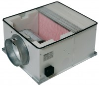 Ventilation TVEC SILENCE 400 ALDES