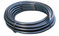Tube PE100 pression nominale 16 32x3mm longueur 50m POLYPIPE