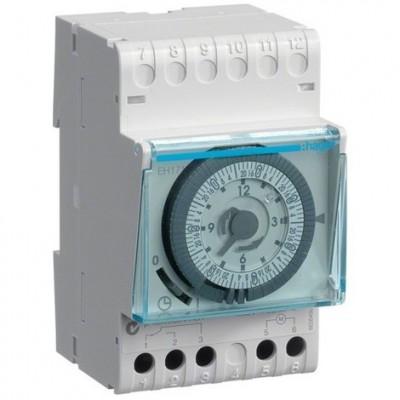 Interrupteur horaire 1 voie HAGER