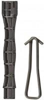 Crochets sans cheville pour dalle béton perçage mini M8x30mm + outil de pose charge sachet de 100 pièces GRIPPLE
