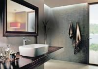 Vasque lavant à poser INSPIRA SOFT blanc 370x500x140mm ROCA