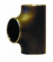 Té égal à souder noir 60.3x2.9mm AFY