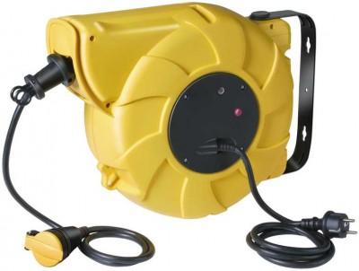 Enrouleur automatique box électrique 20m H07R BRENNENSTHUL