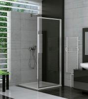 Paroi de douche fixe pour TOP-LINE TOPF08005007 90cm SANSWISS