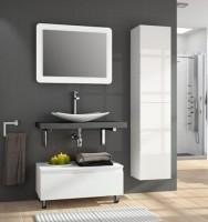 Miroir CINEMA horizontal 80x60cm SALGAR