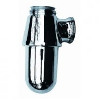 Siphon lavabo chromé laiton BASIC SEGMENT