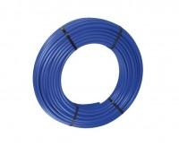 Tube PER nu bleu diamètre 25mm épaisseur 1.9mm couronne 100ml PIPEX-AURAY MANAGING S.L.