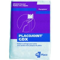 Enduit à joint normal PLACOJOINT GDX 25kg