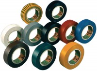 Ruban adhésif PVC 6022 10 rouleaux 10mx15mm SCAPA