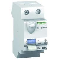 Interrupteur différentiel embrochable 40A 30 SCHNEIDER