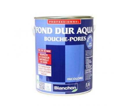 Aqueux FOND DUR AQUA incolore bidon de 2.5l