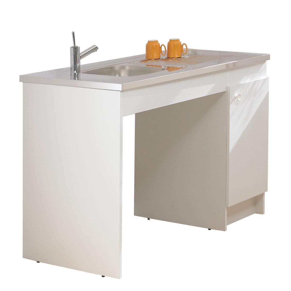 meuble cuisinette 120 m lamin moderna montauban 82000 d stockage habitat. Black Bedroom Furniture Sets. Home Design Ideas