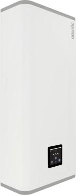 Chauffe-eau électrique stéatite LINEO multi-position blanc 80L ATLANTIC