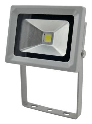 Projecteur LED 30W aluminium 4500K SLID
