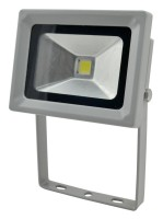 Projecteur LED 30W aluminium 4500K SLID